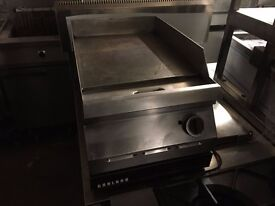 SLIM GARLAND GAS GRILL CAFE RESTAURANT BBQ KEBAB CATERING COMMERCIAL FAST FOOD TAKE AWAY KITCHEN