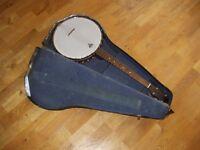 Vega Open Back Tenor Banjo