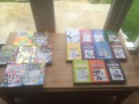 Job lot of children's books 7-10 age group probably