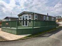Holiday lodge at Rockpoint in Windsor Park Groomsport Northern Ireland