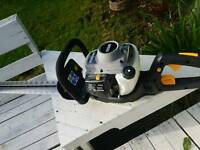 Titan 26cc hedge trimmer only 4 months old