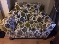 Harveys Zest Love Seat