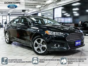 2014 Ford Fusion SE, Navigation, Heated Seats, Bluetooth, Car Pr