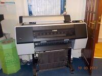 Epson Stylus Pro 7890 Large Format Inkjet Printer