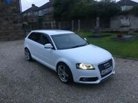 2009 Audi A3 S Line Tdi 143bhp 6speed clean car swap or px (a4 Bmw Jetta leon Golf passat c220 x5)