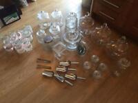 Glass Jars Sweet Jars Bulk Sweet Stand