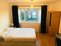 DOUBLE BEDROOM FLATSHARE inc ALL BILLs £510/ month