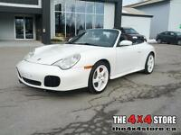 2004 Porsche 911 CARRERA 4S CONVERTIBLE LEATHER LOADED AWD 6 SPE