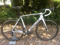 Specialized Tarmac Expert Fact 10t Carbon Road Bike Ultegra 6800 FSA trek giant fulcrum