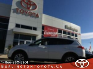 2013 Toyota RAV4 Limited LOW LOW KM'S