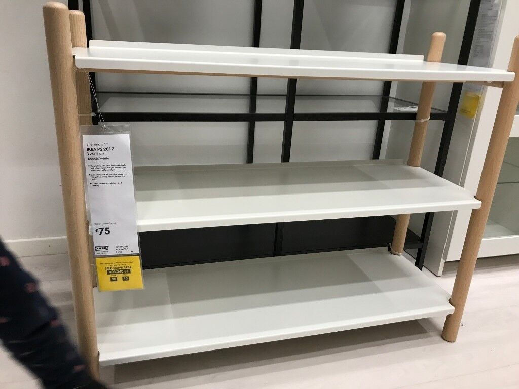 Unopened brand new ikea shelving unit ikea ps in oxford