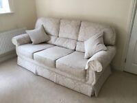 Quality 3 seater sofa