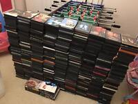 540 x US Region 1 DVDs