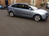 Very low miles. Ford Focus climate 1.6. Immaculate condition. 2006. £1695