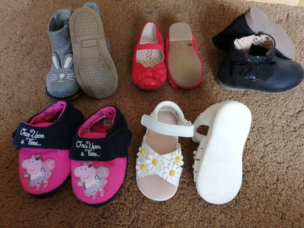 Boots & Shoes Size 4