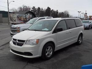 2012 Dodge Grand Caravan SE STOWN GO