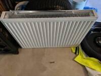 Stelrad k2 radiator 80cm 800mm 60cm 600mm height