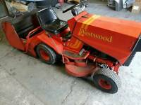 Westwood Commercial Ride on Lawn mower