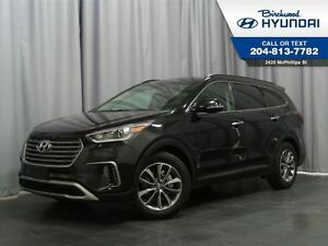 2017 Hyundai Santa Fe XL Luxury W/ Navigation