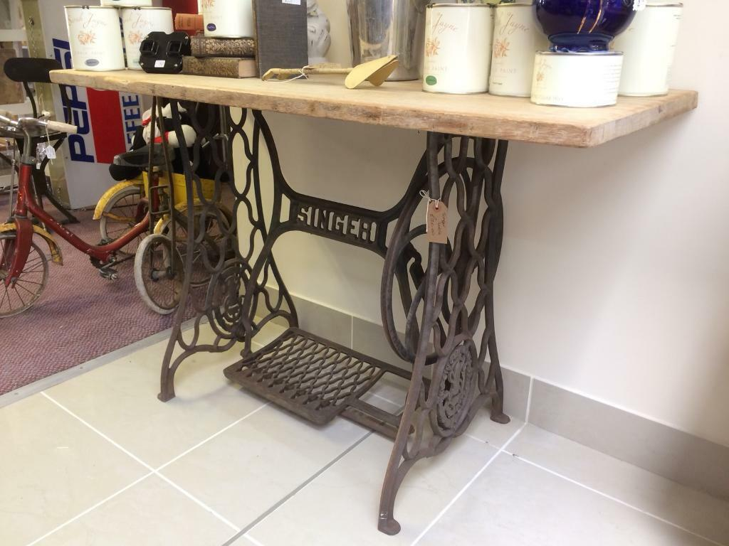 Singer sewing machine table in cookstown county tyrone gumtree singer sewing machine table watchthetrailerfo