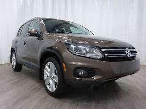 2015 Volkswagen Tiguan Highline No Accidents Leather Bluetooth