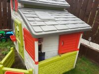 Deluxe smoby playhouse