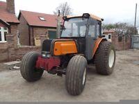 tractor NO VAT