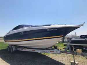 2002 Monterey Boats 298 SS