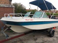 Speed boat/ leisure/fishing