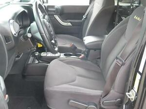 2013 Jeep Wrangler Dual Top! Touch Screen! Auto! 4x4! London Ontario image 11