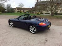 Porsche Boxter 3.2S 986 Convertible for sale