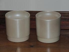 Cream pots (delivery)
