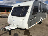 2009 Swift Conqueror 540 caravan 4 berth