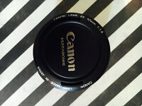 Canon EF 50mm f/1.4 Lens - Great Condition