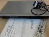 Hitachi DVD Player