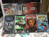 Game/movie bundle good cond