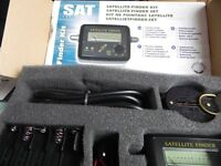 CARAVAN TV SATELITTE NAVIGATION FINDER TO BE USED IN CONJUNCTION WITH SATELITTE DISH
