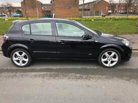 08 Plate Vauxhall Astra SRi Diesel