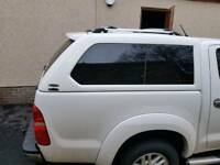 Toyota hilux back canopy