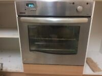 Gas oven and gas hob for sale