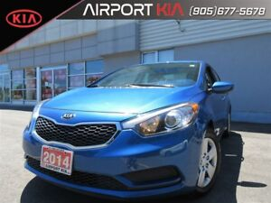 2014 Kia Forte 1.8L LX AT with Remote Starter