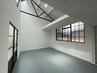 Stunning creative space, warehouse workshop office beauty commercial property to rent in Wembley