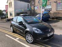 55 plate Renault Clio 1.5 dci, diesel, £30 tax, lovely car high spec, 6 speed box etc