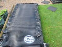 small swimming pool solar panel , for pool pump