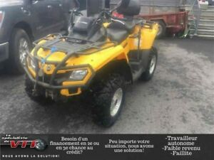 2011 Can-Am Outlander Max 500