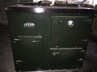 Esse Sovereign + aga style oil powered cooker/boiler
