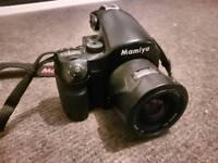 Mamiya 645AF + film back + 3 lenses