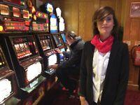 Customer service assitant needed for Amusement Arcade & Tanning Salon