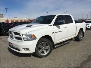 2012 Ram 1500 SPORT**CREW CAB**BLUETOOTH**SPORT HOOD**PARKING SE