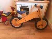Mini LIKEaBIKE balance bike